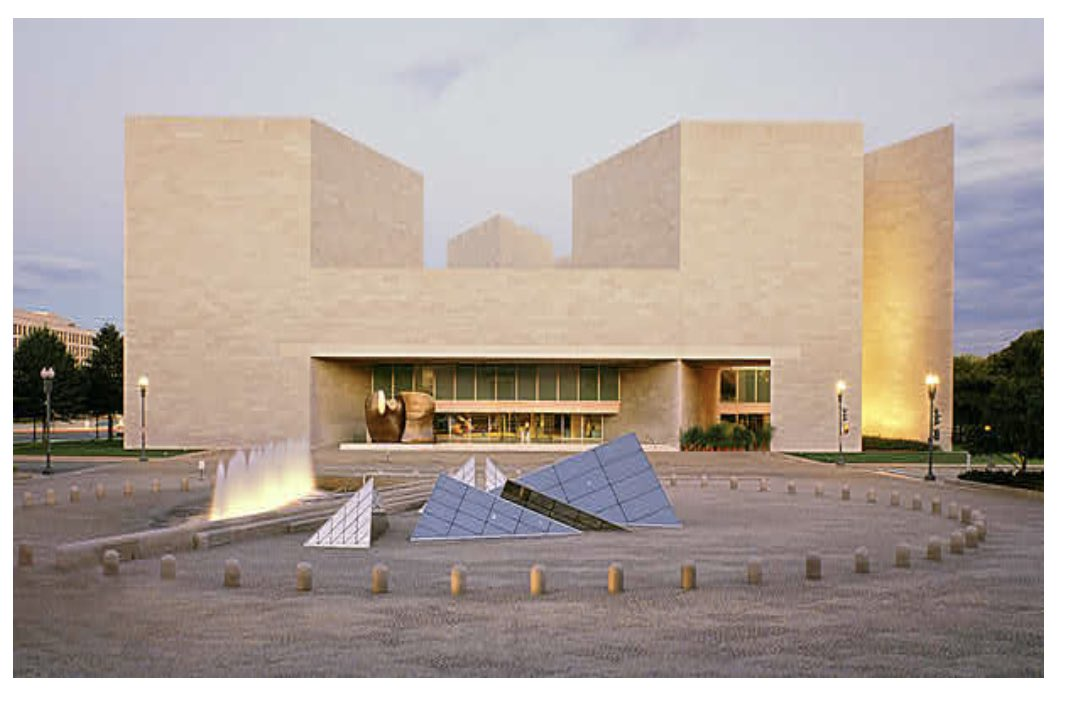 He has left us with his beautiful work all over the world! #IMPei The National Gallery of Art, East building. Washington, DC