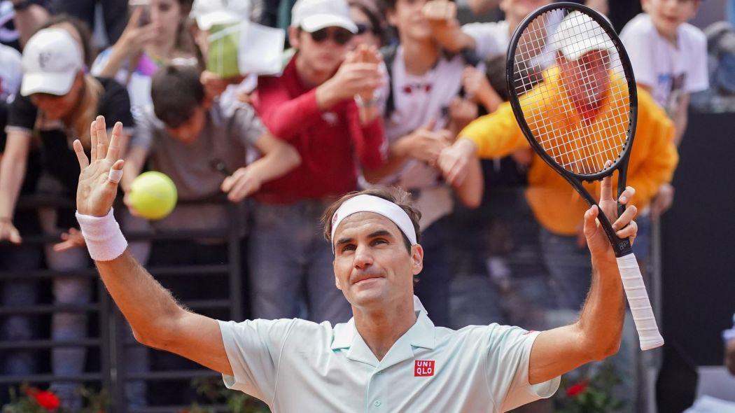 Thetotalsport's photo on Federer