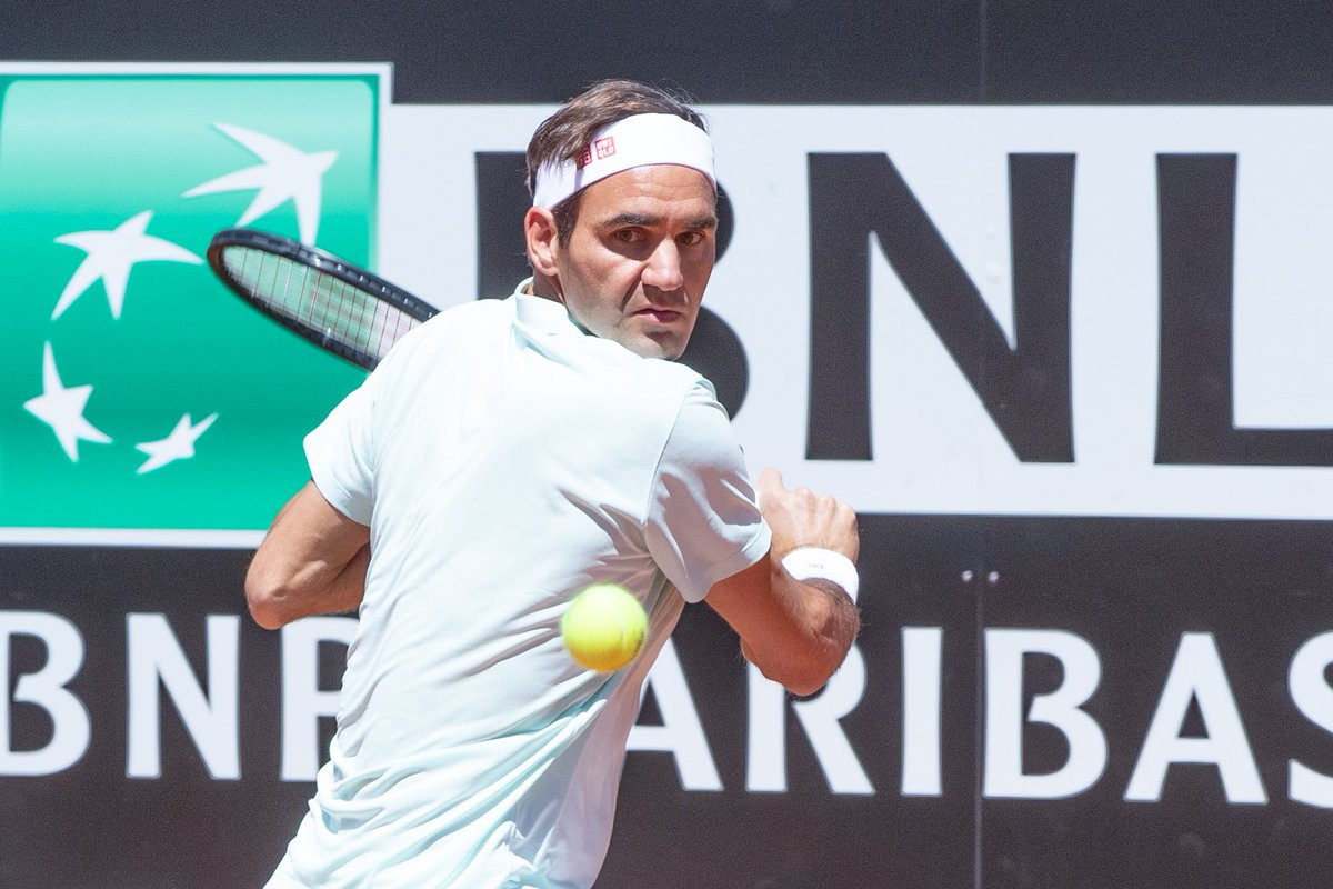 Revista Tênis's photo on Federer