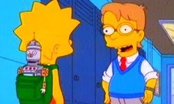 Oh, you know I.M.Pei? I.M. impressed. #TheSimpsons classic.