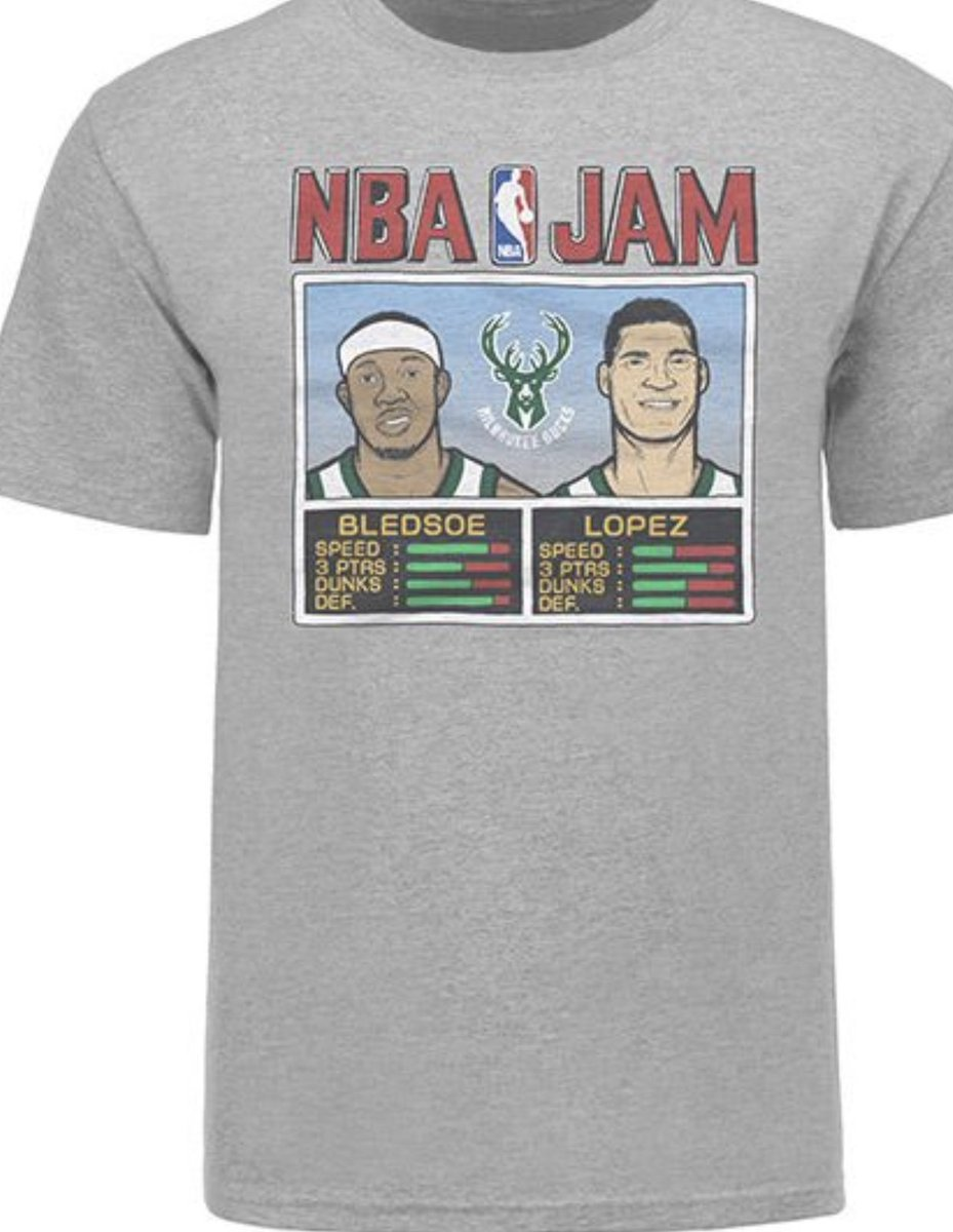 df2191377c4d6c You can now buy an Eric Bledsoe-Brook Lopez NBA Jam shirt ( 35)pic.twitter .com ov0wYhIpIO