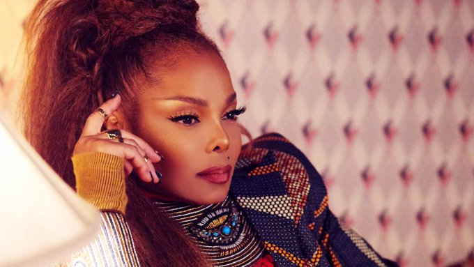 Happy 53rd Birthday Janet Jackson