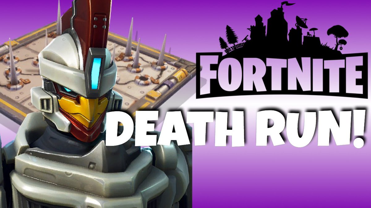 New video! Go subscribe if you enjoy it 🙌🏽 #Fortnite #deathrun #YouTube #subscribe