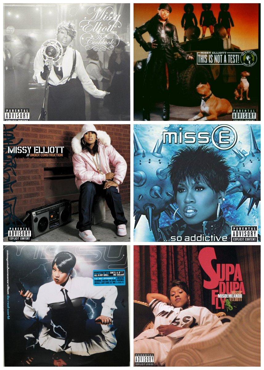 Image result for missy elliott albums