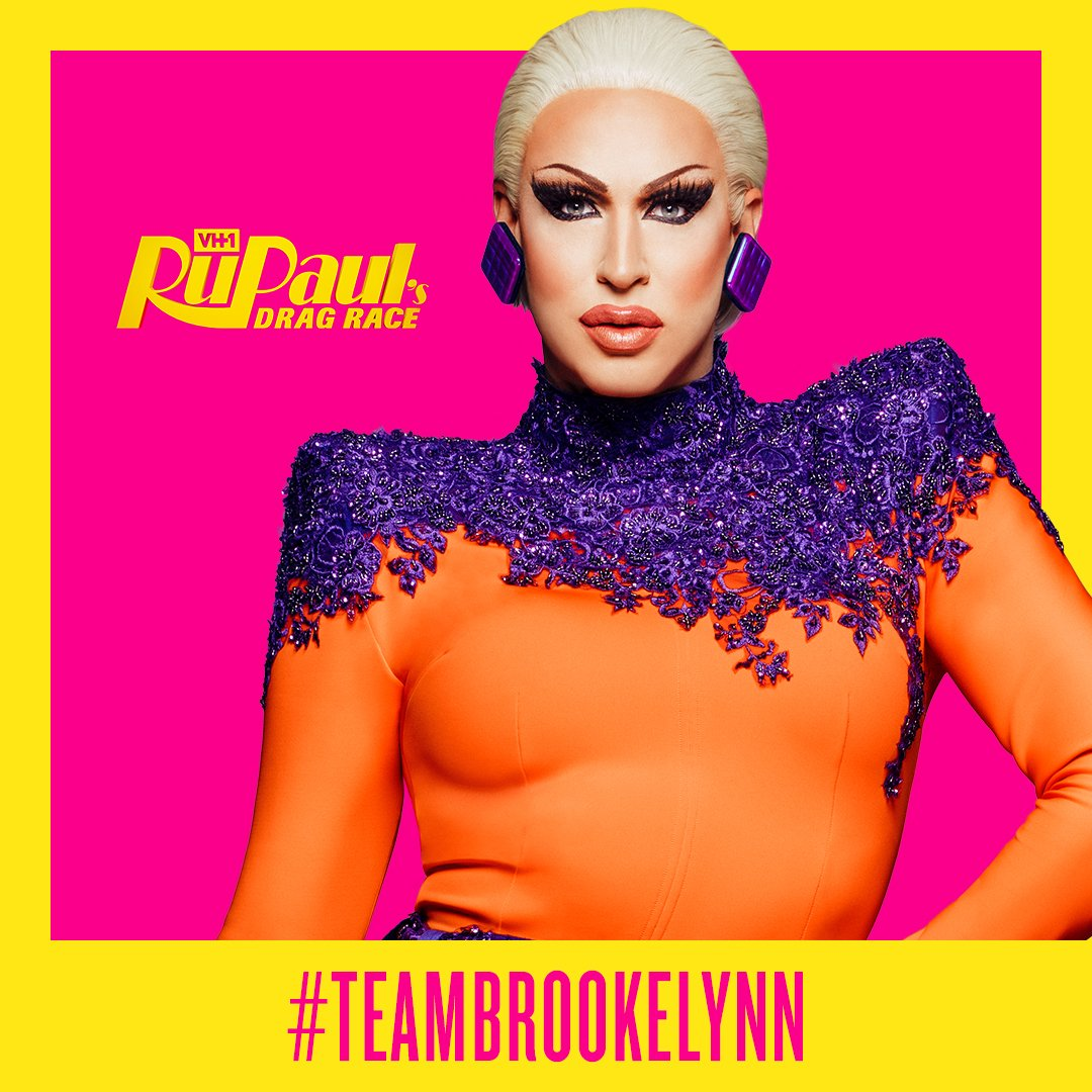 Are you #TeamBrookeLynn?! RT and use the hashtag if you want @Bhytes1 to snatch the crown! 👑 #DragRace