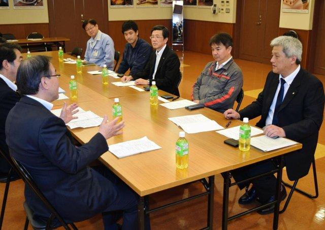 三田で就職希望の高卒採用拡大を 行政が工業団地の企業に要請: #神戸新聞 #ハローワーク #三田市