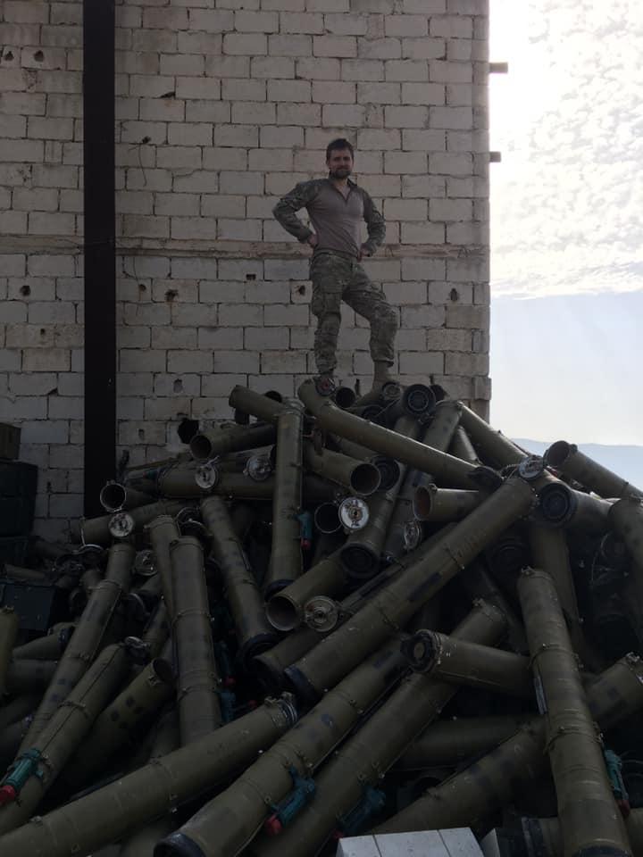 Мгновения войны. Северная Хама.