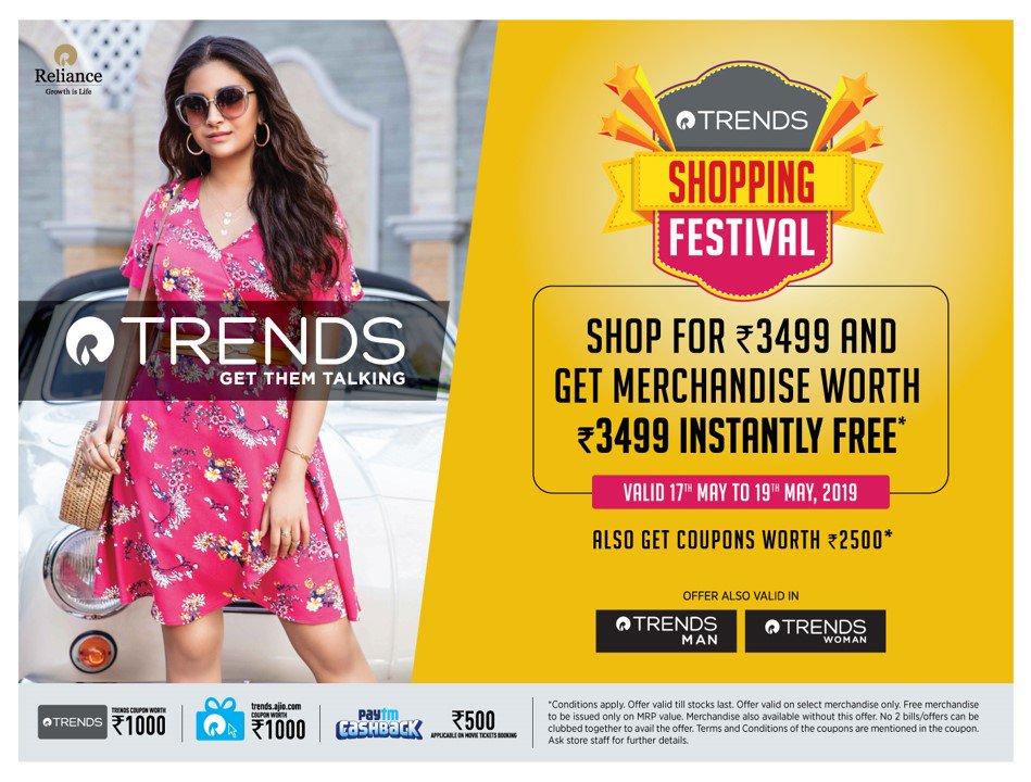 ab66e32f1c  OrionMallPanvel  ShopEatPlay  Fun  Entertainment  panvelkars   shoppingspree  reliancetrends  reliancetrendsmumbai  fashion  Sale   shoppingfestival  trends ...