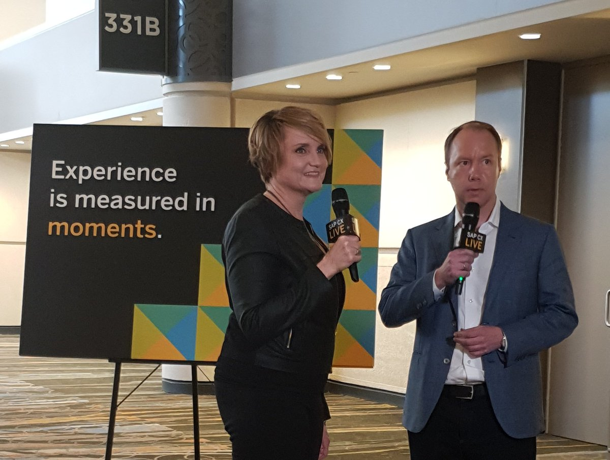 Missed #SAPCXLIVE and #SAPPHIRENOW? Here are 10 takeaways from the show floor by the wonderful @stephaniethum  https://www. linkedin.com/pulse/sap-cx-l ive-sapphire-now-10-takeaways-from-show-floor-thum-ccxp &nbsp; … <br>http://pic.twitter.com/WRbDTGy4xV
