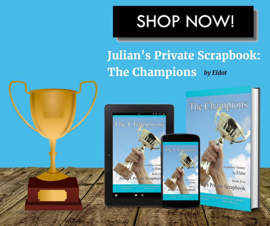 The Champions: Julians Private Scrapbook