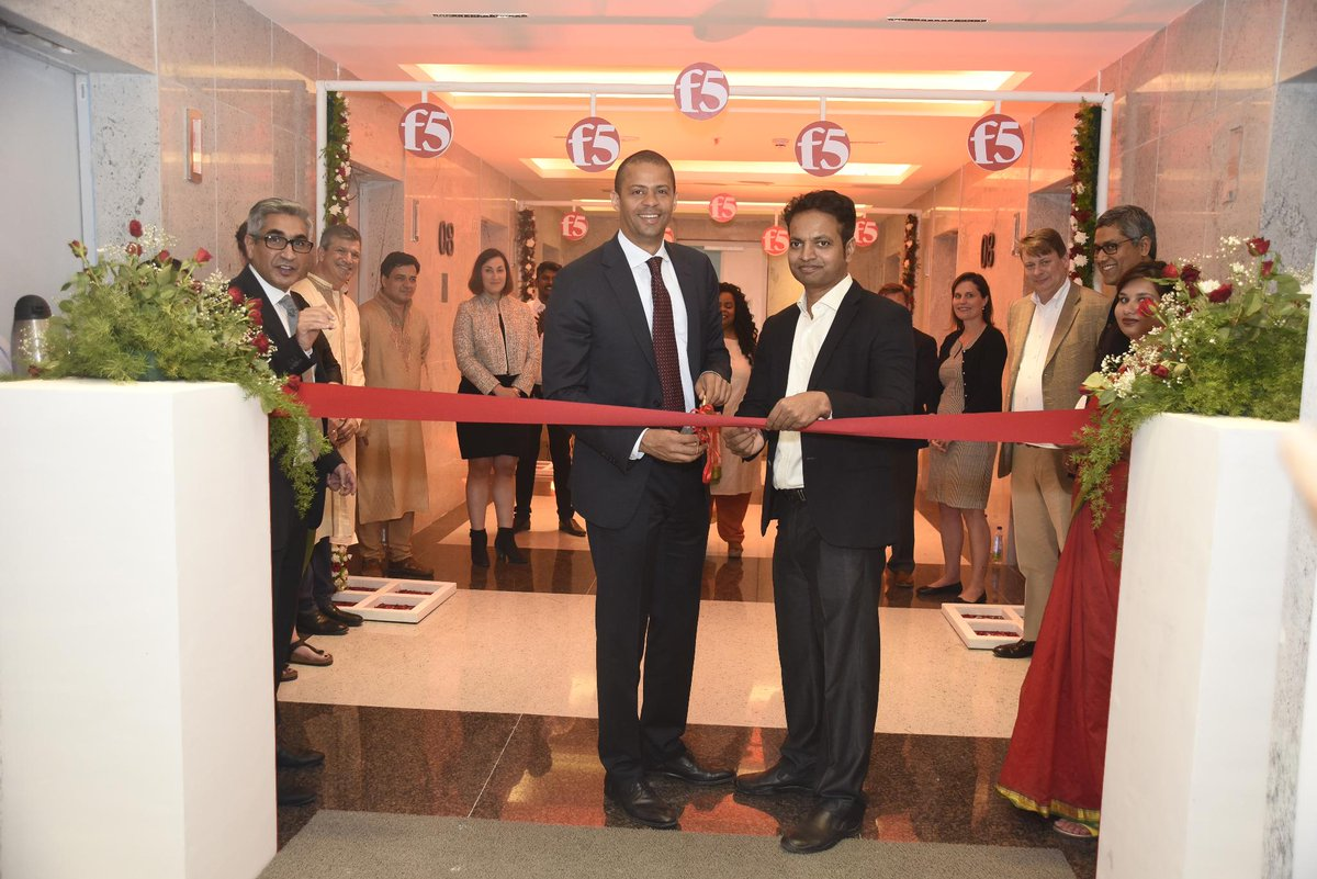 F5 India Centre of Excellence