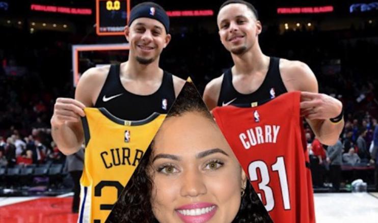 親兄弟明算賬!Seth Curry拒絕了嫂子西決前家庭聚餐的邀請,稱只想和球隊在一起!-Haters-黑特籃球NBA新聞影音圖片分享社區