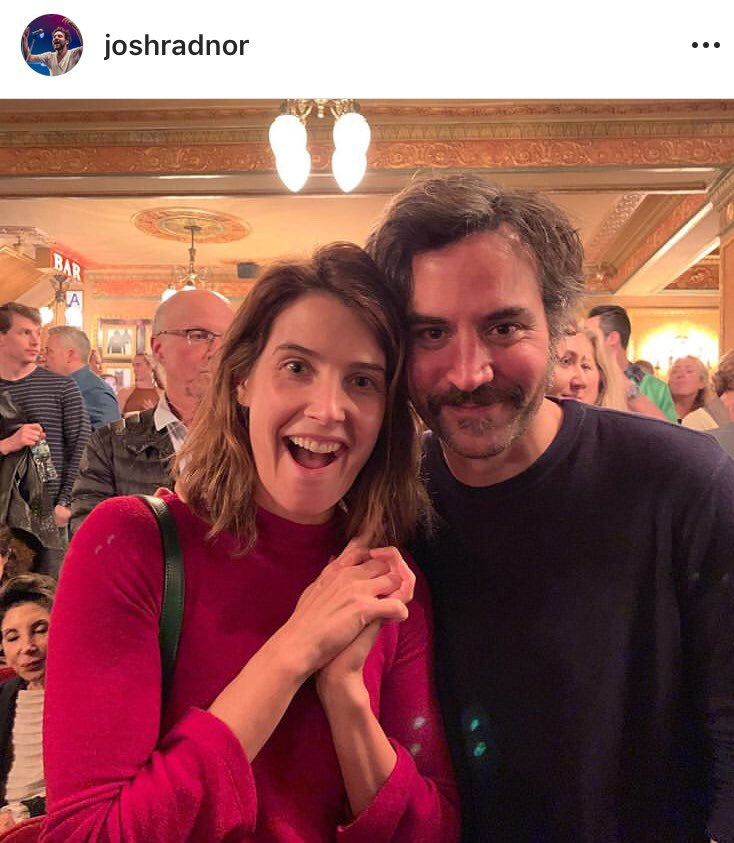 It's been 14 years since the day they met and here's Josh Radnor in 2019, still serving us and her Robin Scherbatsky the classic Ted Mosby! Wait, Ted Schmosby? Am I correct with the name? Jed Mosley? The Architect right? It's been a long time man. Dude I do not know anymore <br>http://pic.twitter.com/yDQMbcUCz9