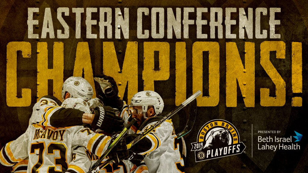 EASTERN CONFERENCE CHAMPIONS!!! 🙌