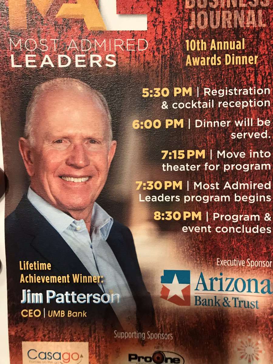 What a great guy! Most obvious recipient ever!! Proud if my good friend Jim