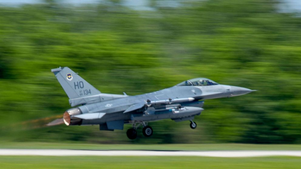 ABC News Radio's photo on F-16