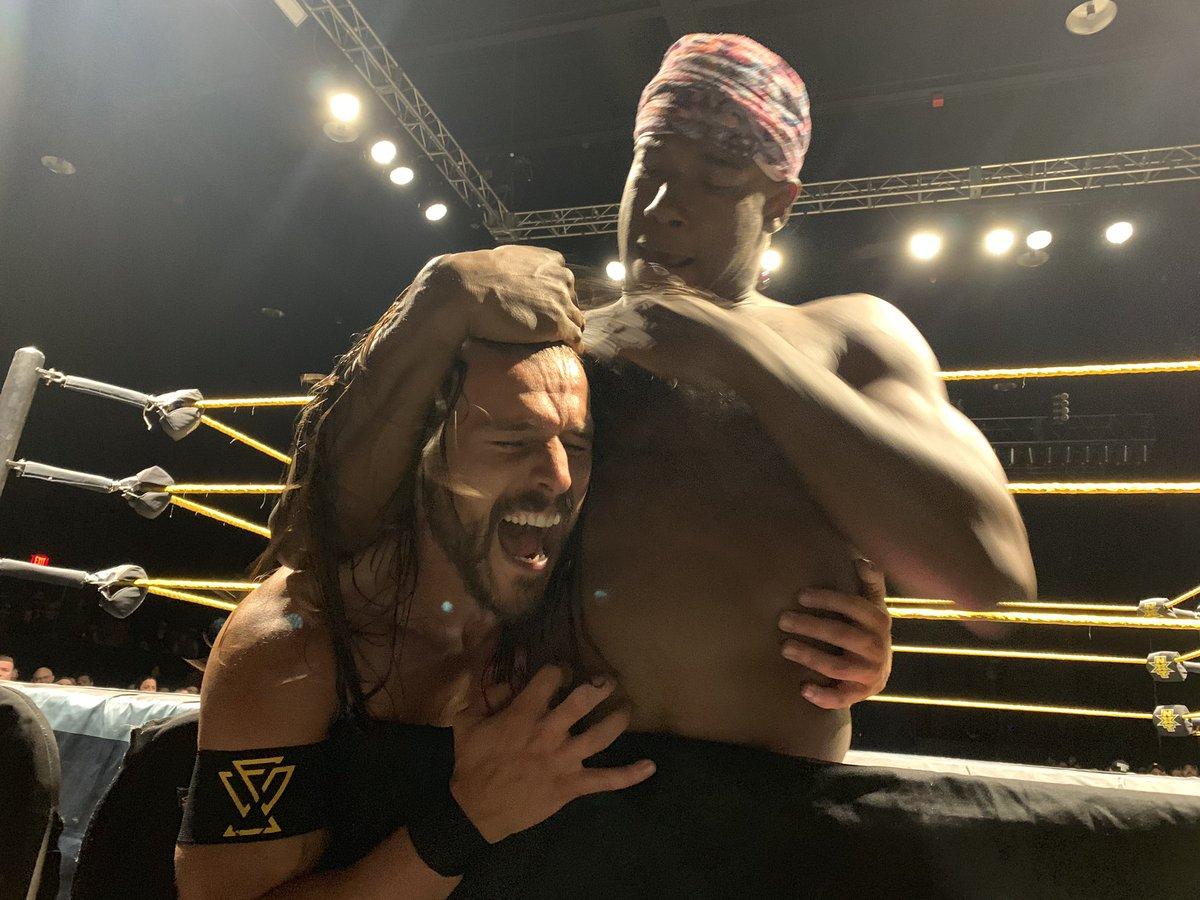 WWE NXT Live Event Results From Bethlehem (5/16): Velveteen Dream Headlines, Kushida, Shayna Baszler