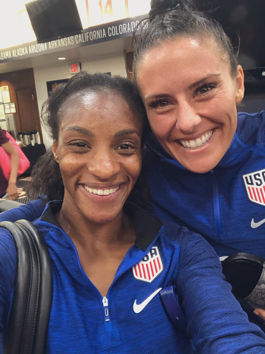 Crystal Dunn Soubrier on Twitter: