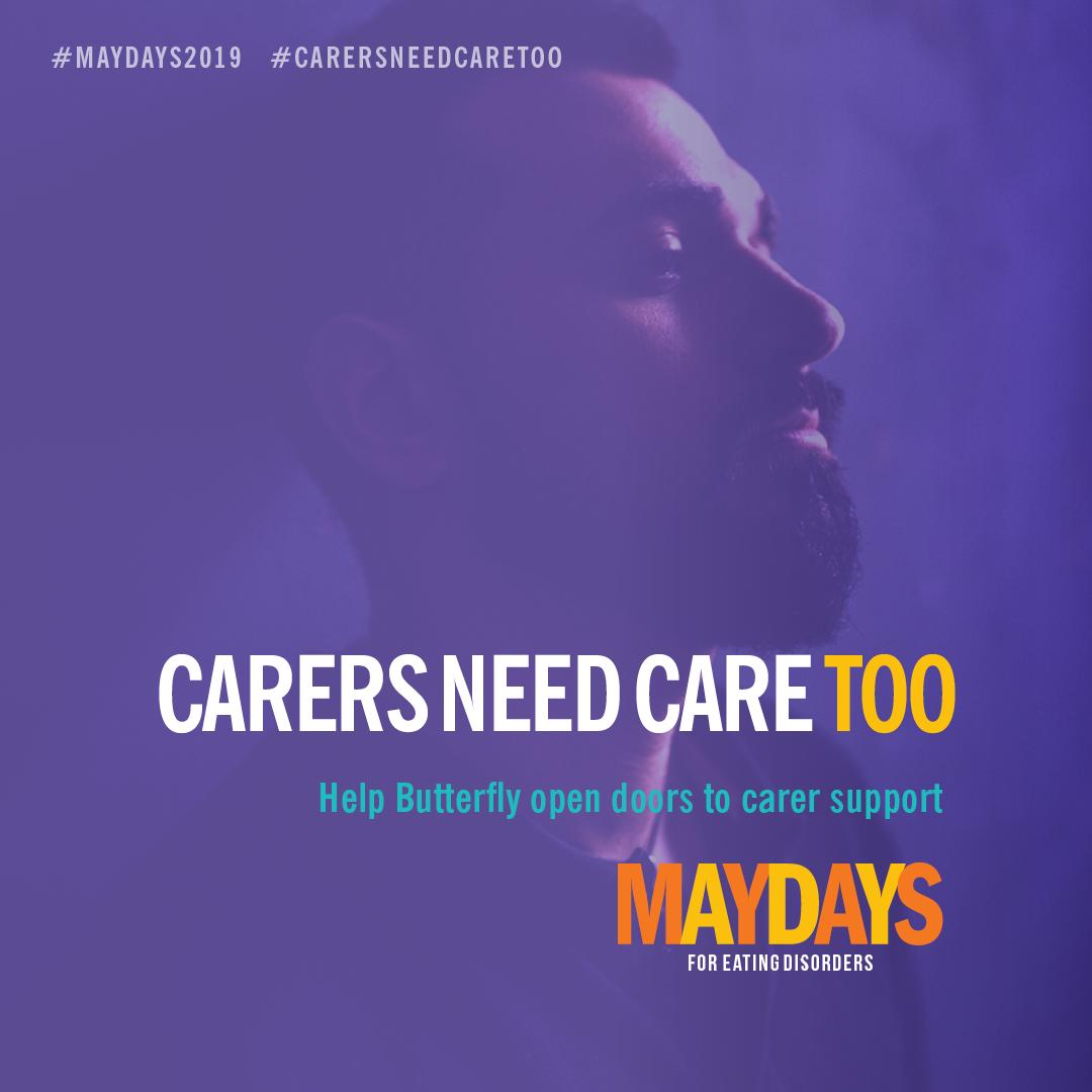 Anyone can be a carer. Let's show our support this #MAYDAYS2019 #CarersNeedCareToo  https://t.co/k20rRXK9ns https://t.co/uGbh4ELGYv