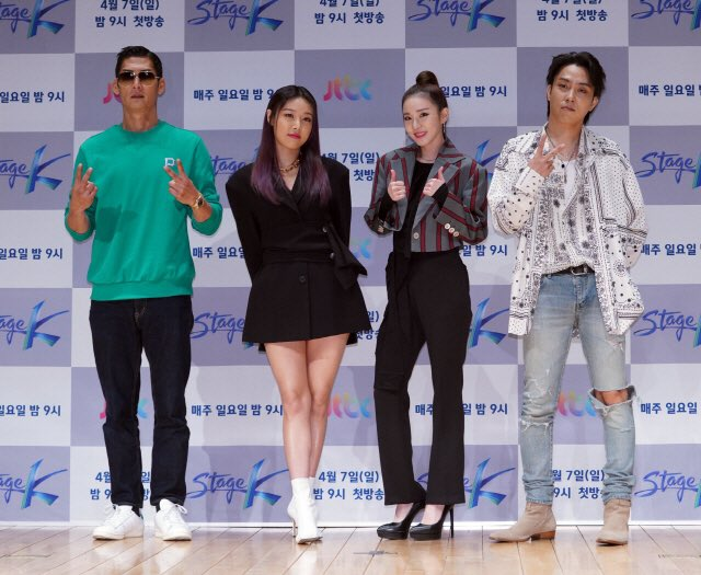 [NEWS/190517] Stage K to air K-Leaders special for episode 7 on 26th May. The K-Leaders special edition will feature them as dream stars and the challengers will display performances of god, SECHSKIES, 2NE1 and Wonder Girls.http://naver.me/xFXFOqkQ#SECHSKIES #EUNJIWON #젝스키스