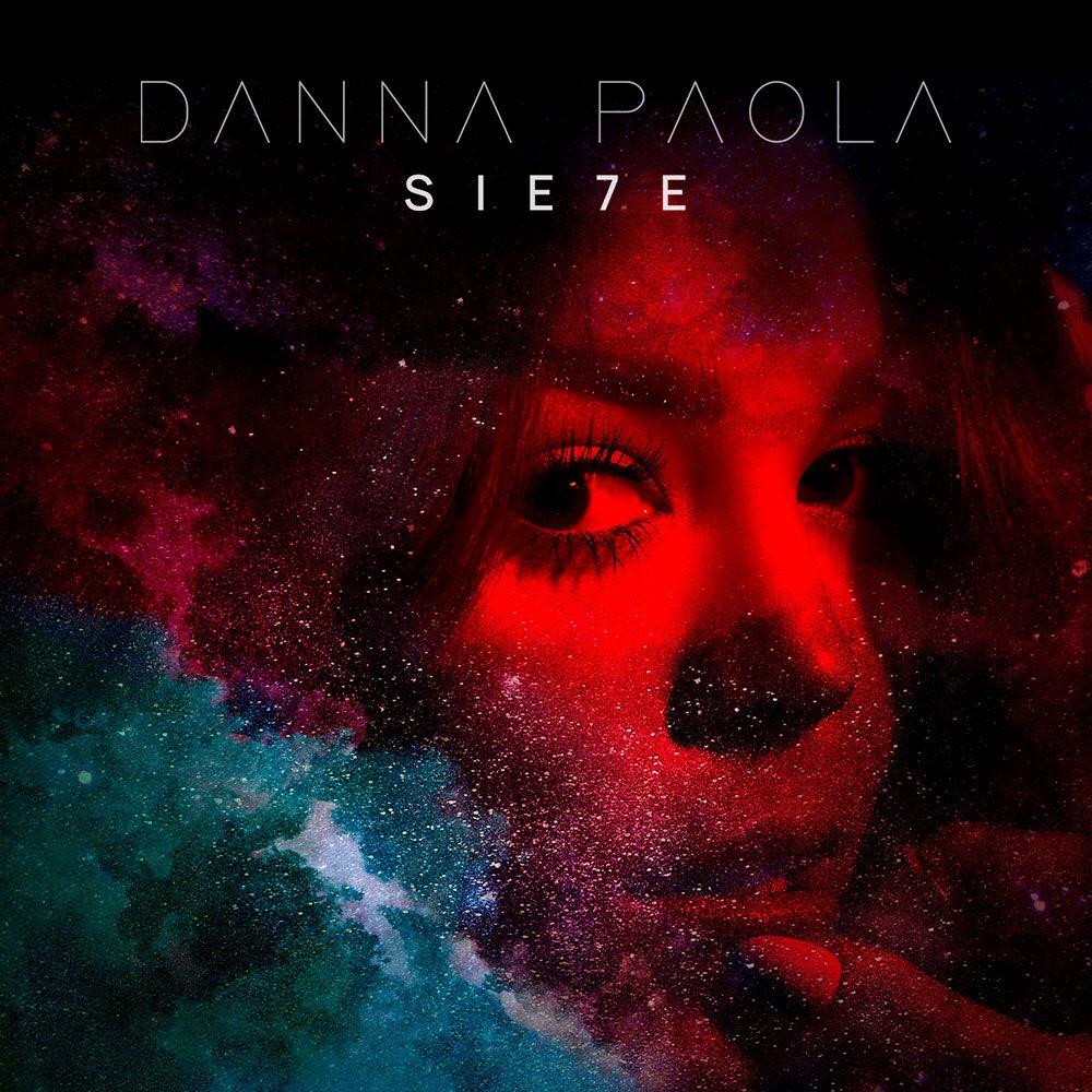 Danna Paola SIE7E Disco Portada Cover
