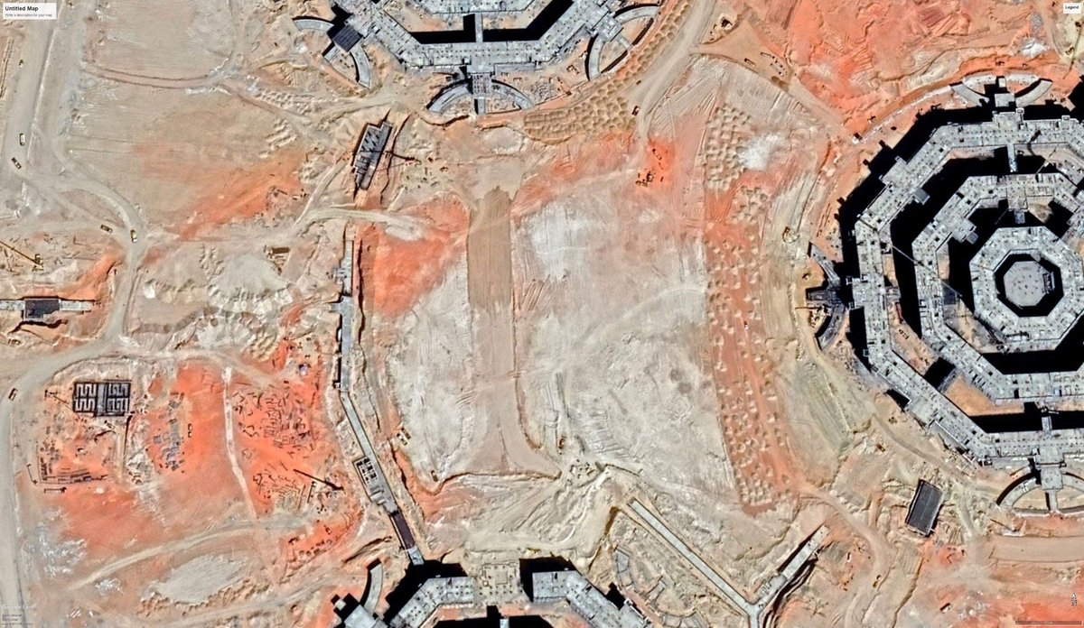 The Octagon :  مقر جديد لوزارة الدفاع المصرية  في العاصمة الإدارية الجديدة D6vxLV8XkAEnHO3