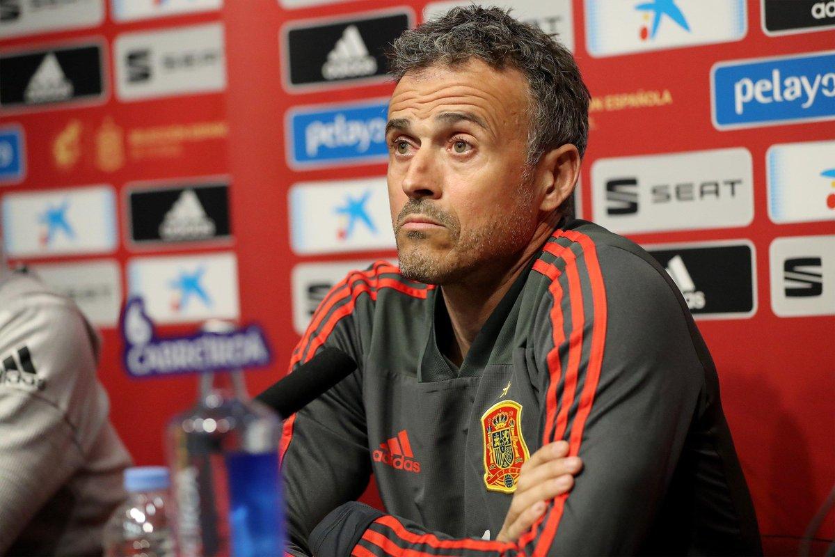 Diario SPORT's photo on Luis Enrique