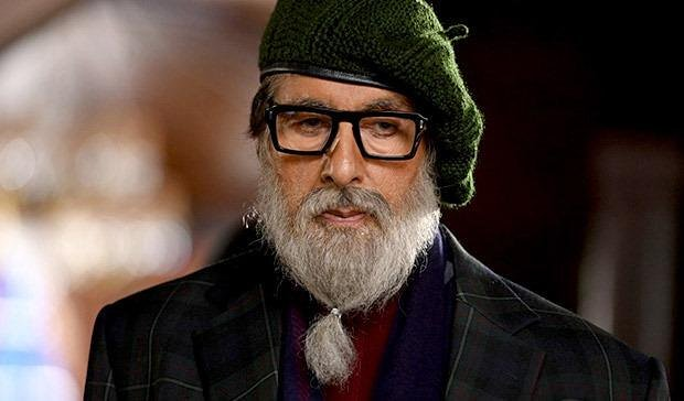 Our @SrBachchan in New look. For producer Anand Pandit's #Chehre