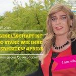 Image for the Tweet beginning: #IDAHOT  Hasskriminalität bekämpfen -Meine Forderungen