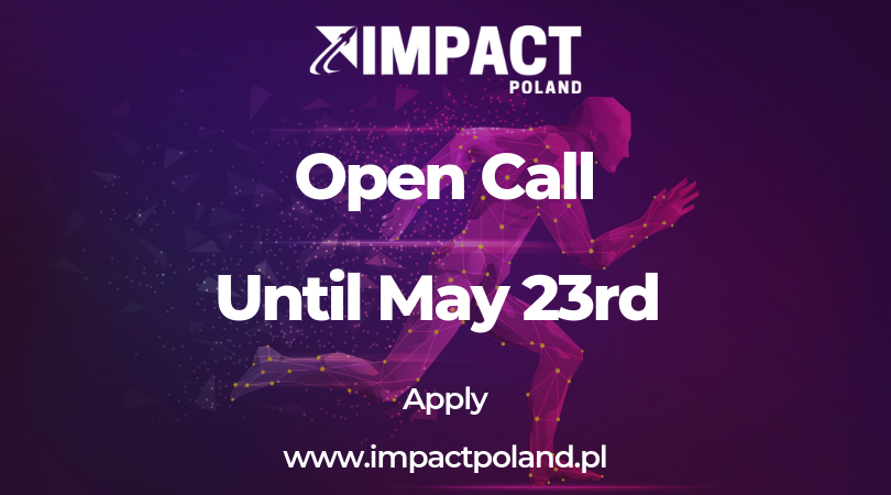 RT @FundingBox Grab this #FundingGrowth opportunity! 😉  If you create innovative solutions for business, apply to #IMPACT_Poland powered by #FundingBox! You can get 200k zł equity free, opportunity to cooperate with a large company, mentoring, etc. Go to https://t.co/hUkOT2sK54 and apply!