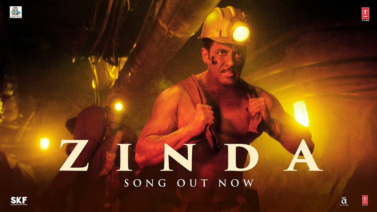New song from movie #Bharat #ZindaSong OUT NOW   http://bit.ly/Zinda_Song   @Bharat_TheFilm   @BeingSalmanKhan @aliabbaszafar @atulreellife #KatrinaKaif @bindasbhidu @julius_packiam @VishalDadlani @nikhilnamit @reellifeprodn  @SKFilmsOfficial @TSeries