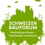 Image for the Tweet beginning: Schweizer Bauforum: Nachhaltig bauen –