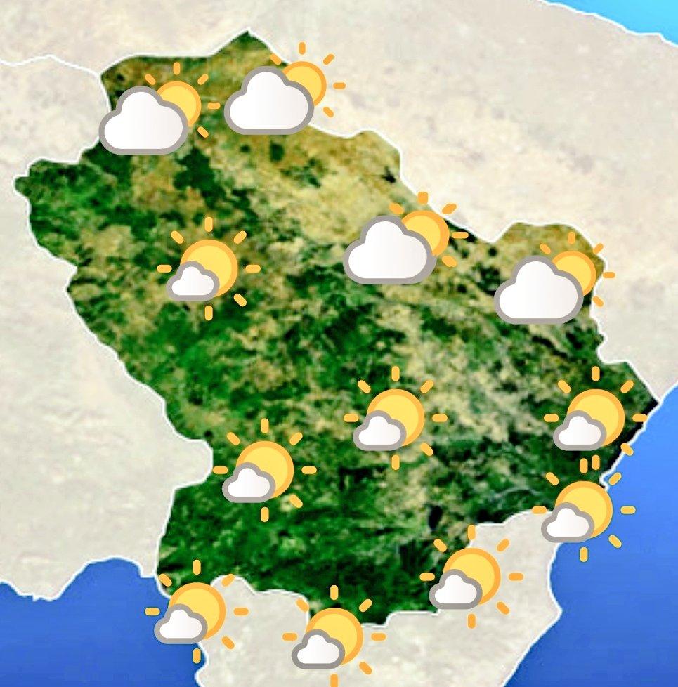 Le previsioni meteo #Basilicata di oggi 17 maggio ...