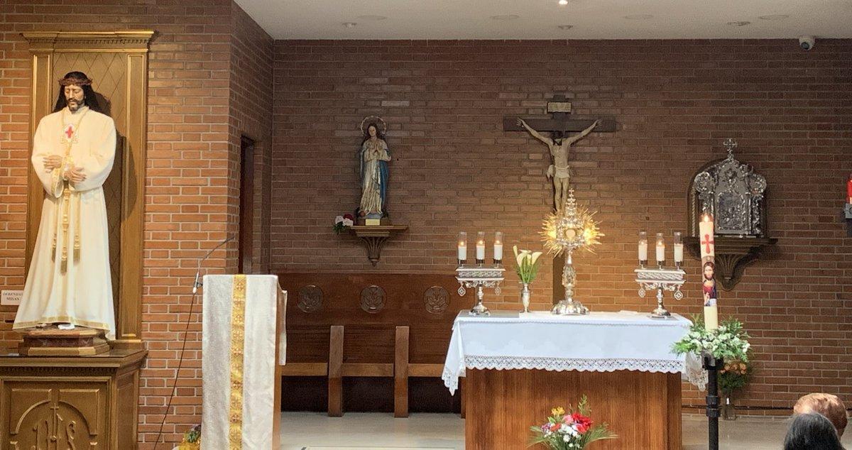 #PazyBien Hoy viernes, #17deMayo #SanPascualBailón. Fraile Franciscano que vivió en Jesús Eucaristía. Que su intercesión nos ayude a centrar nuestra vida en el Señor. Recuerda pasar unos minutos a visitarle, te espera. #VenyDescansate