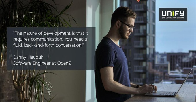 @OpenZ_ERP is an open-source #ERP platform and true #collaboration with customers is part of...