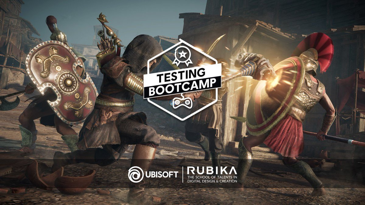 Ubisoft India Studios On Twitter Want To Build A Career In The Video Game Industry We Are Collaborating With Rubika A Leading Game Art And Game Design School For A Testing Bootcamp