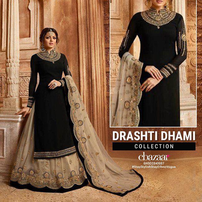 51d5cab11f Shop The #DrashtiDhami #Eid Collection From #Cbazaar Now And Enjoy Latest  #EidFashion Via #CbazaarCouponsCodes .
