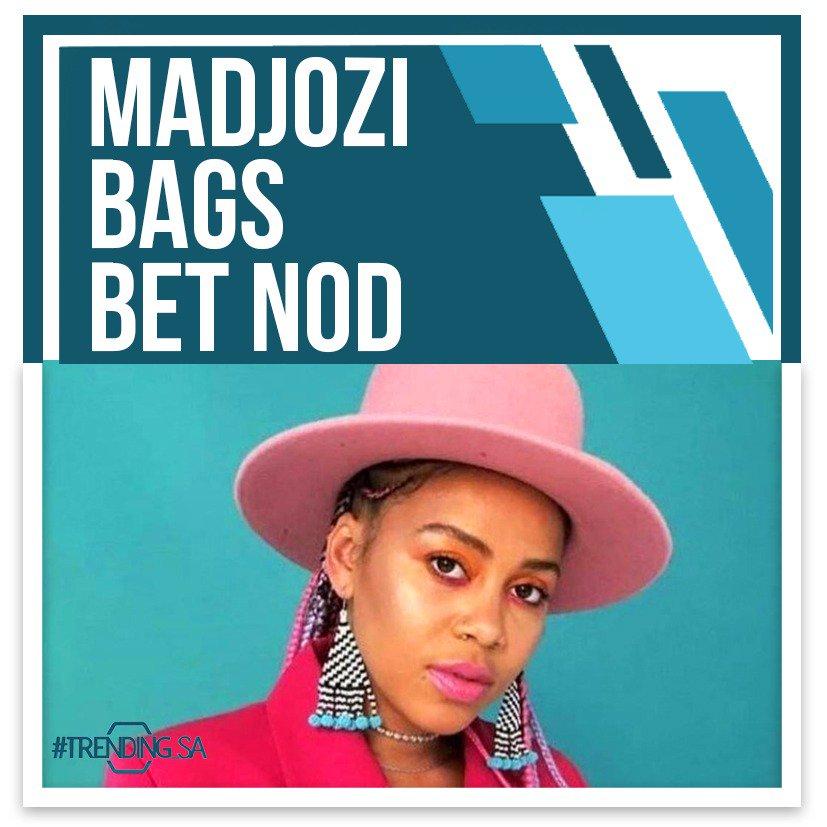 Madjozi bags BET nod Cc @ShoMadjozi Full story here👉trendingsa.tv/2019/05/17/mad… #TSAon3 #TSAonline