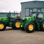 Image for the Tweet beginning: It's John Deere Time! With
