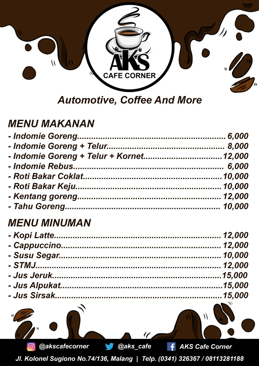 Aks Cafe Corner Aks Cafe Twitter