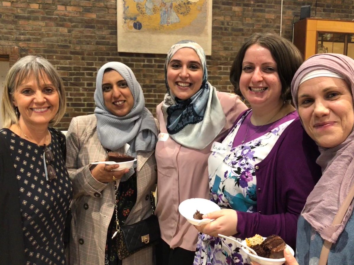 Another wonderful iftar bringing people together - thank you @Alythsyn #StrongerTogether #MoreInCommon #Ramadan