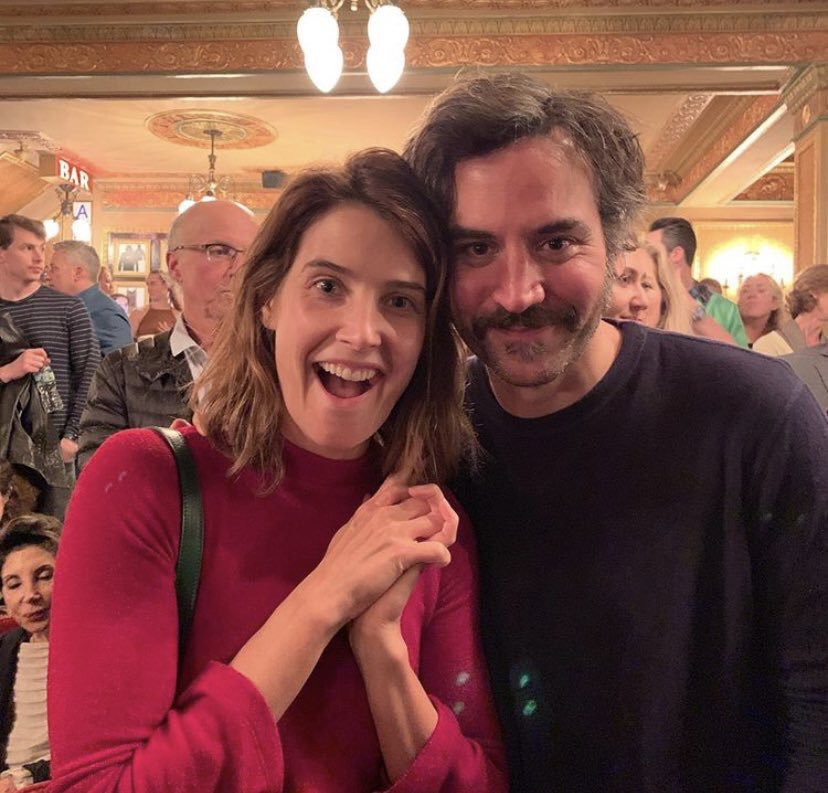&quot;If the years go by and we both turn 40 and we are still single&quot; #HIMYM #Howımetyourmother @CobieSmulders @JoshRadnor <br>http://pic.twitter.com/GsRQwQx7bC