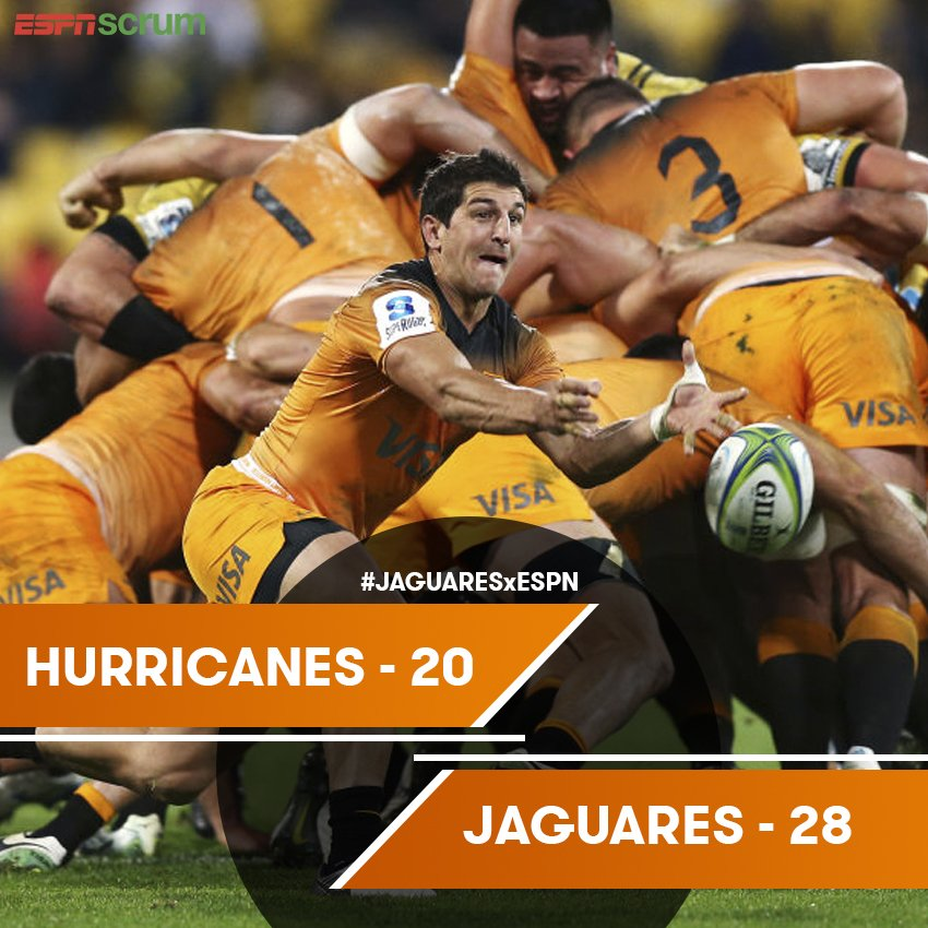 ScrumRugby's photo on Jaguares