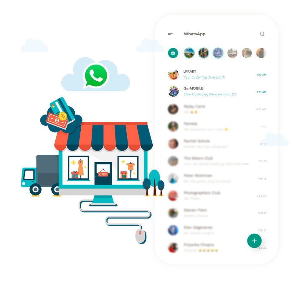 Kaleyra On Twitter With Whatsapp Business E Commerce