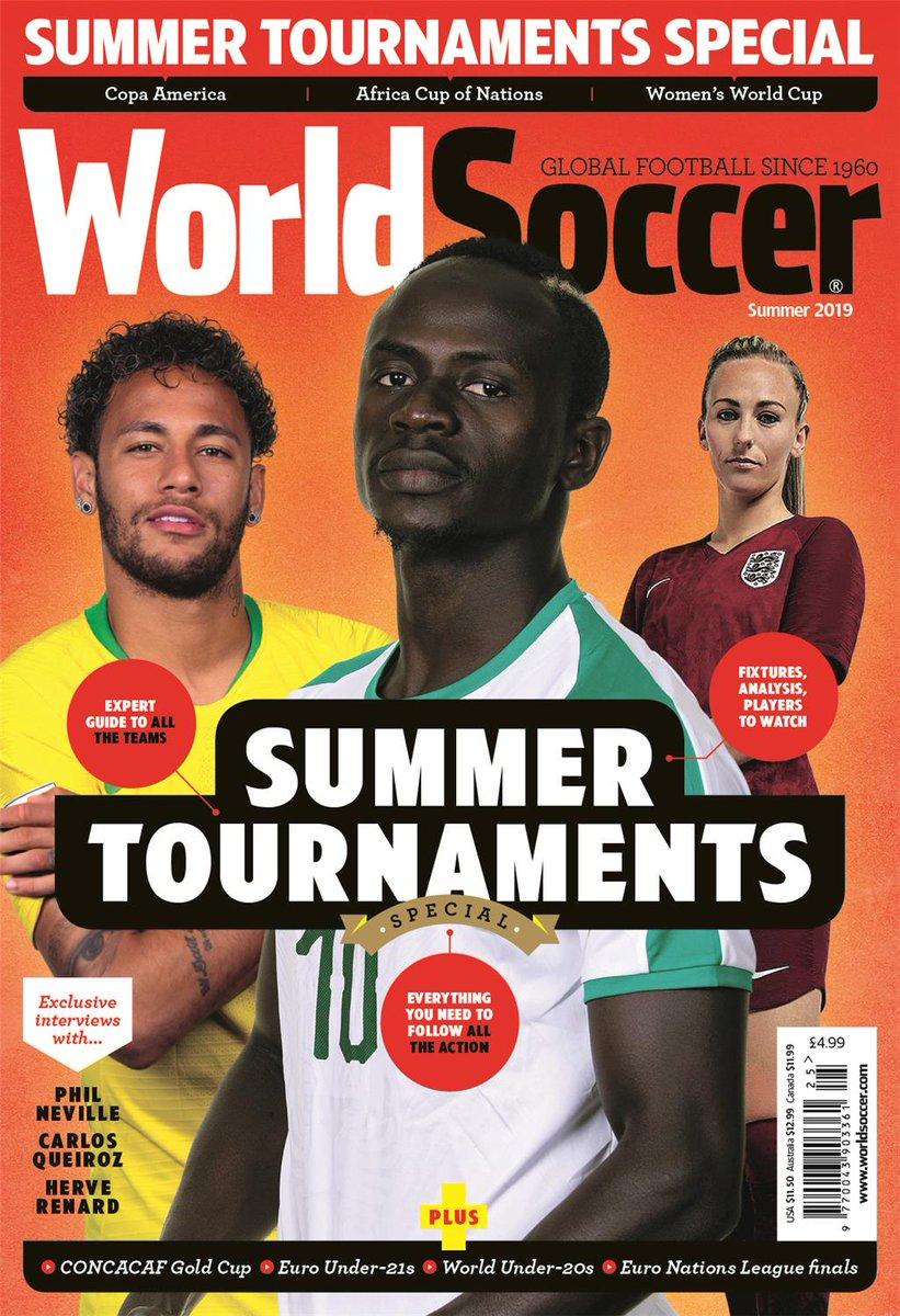 ed496c5371e World Soccer ( WorldSoccerMag)