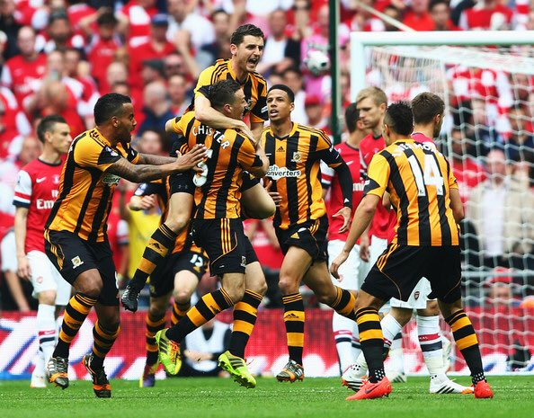 Wow five years, still have to pinch yourself City were in an FA Cup final🔶⬛️#hcafc