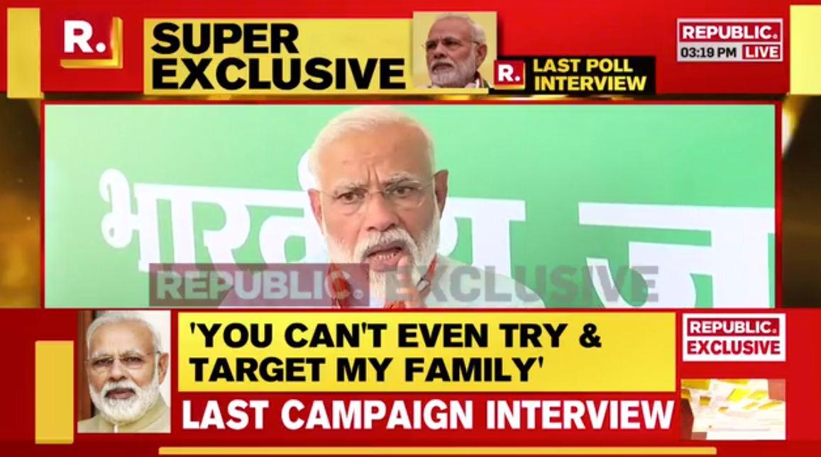 Will never forgive Sadhvi Pargya for insulting Mahatma: PM on her 'Godse' remarks