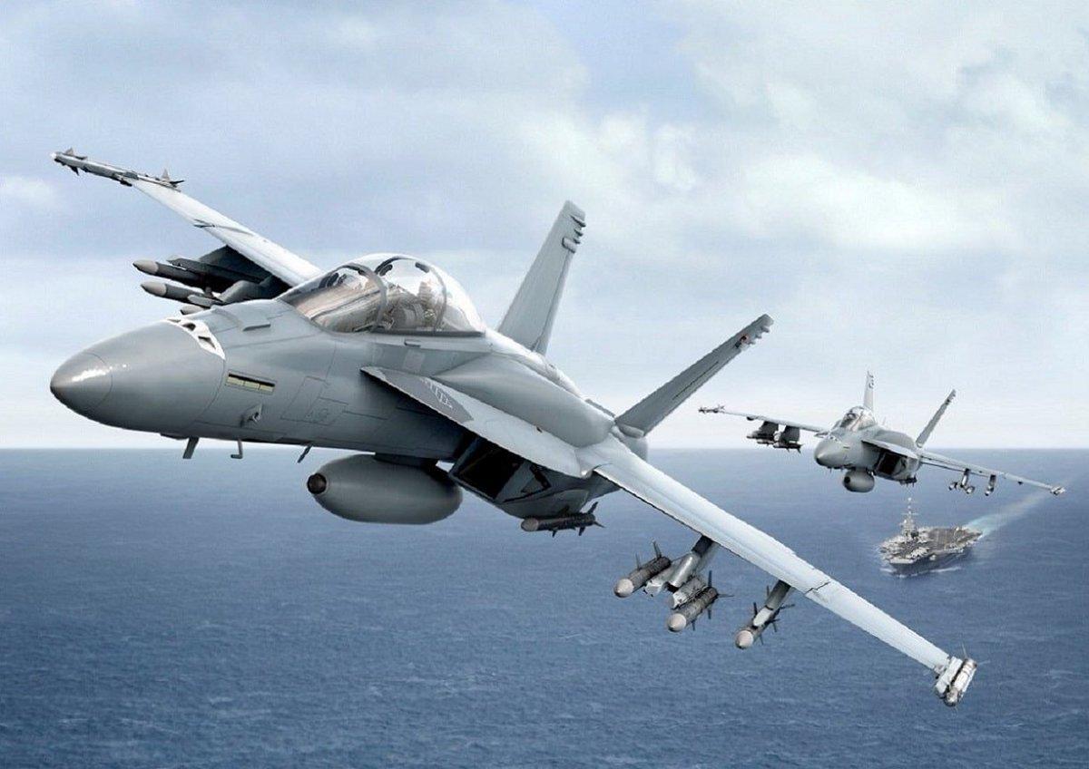 كندا تلغي صفقة طائرات بوينغ المقاتلة طراز F/A-18E/F Super Hornet  D6wtWNBXoAU2wIz