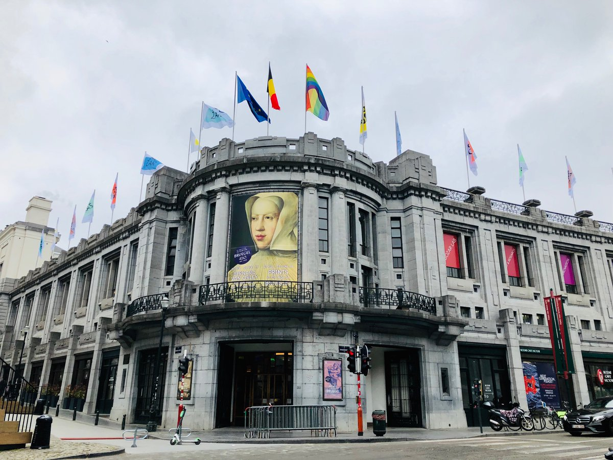 @BOZARbrussels proudly flies the flag in the fight against homophobia, transphobia and biphobia. 🌈    On the occasion of the #IDAHOT2019 , an exceptional evening is organized at BOZAR. See the programme: https://buff.ly/2L5SDb7    #BelgianPride