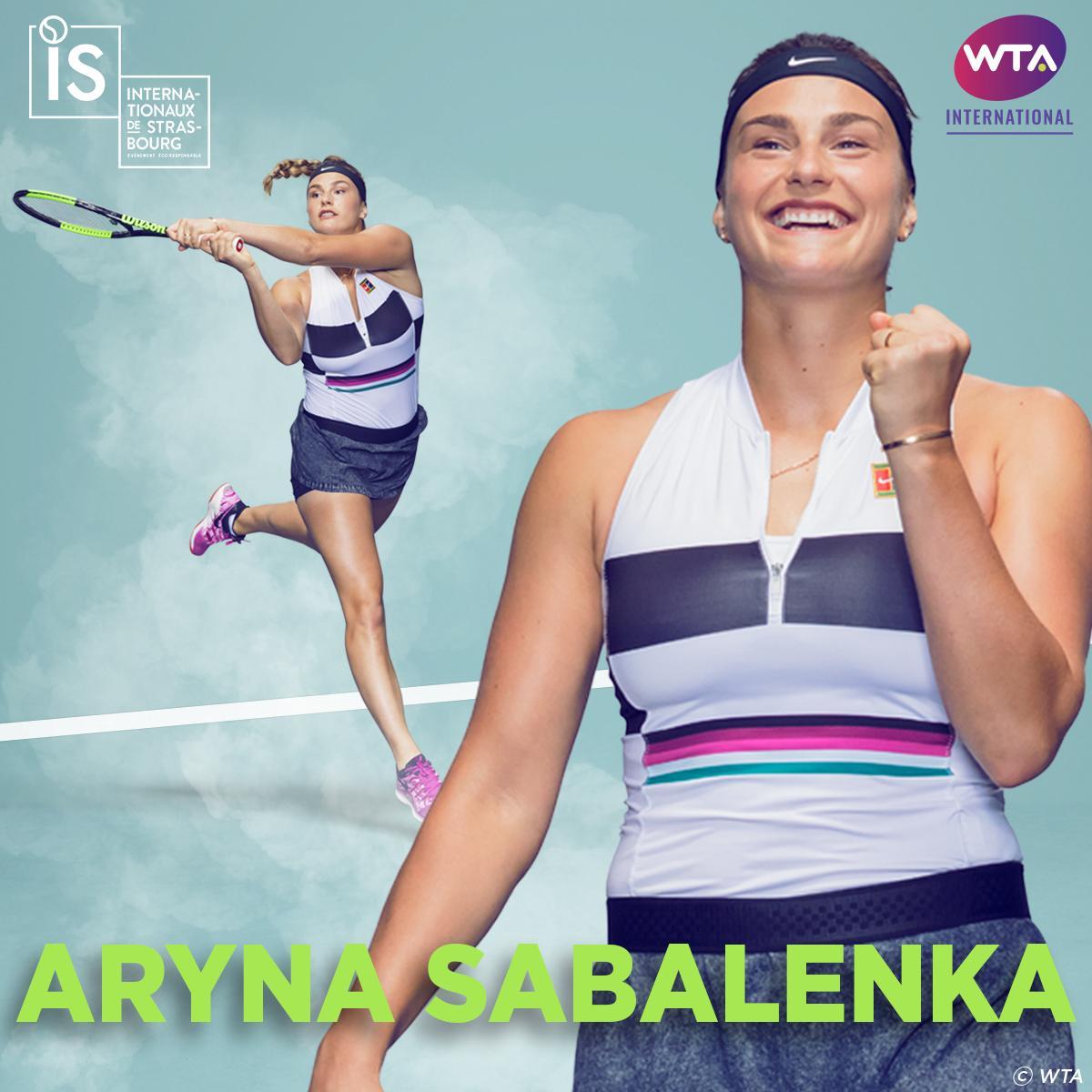 WTA STRASBOURG 2019 D6wyoBCW0AAbCC6